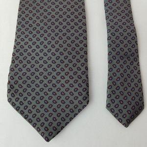 Yves Saint Laurent Neckwear Silk Necktie
